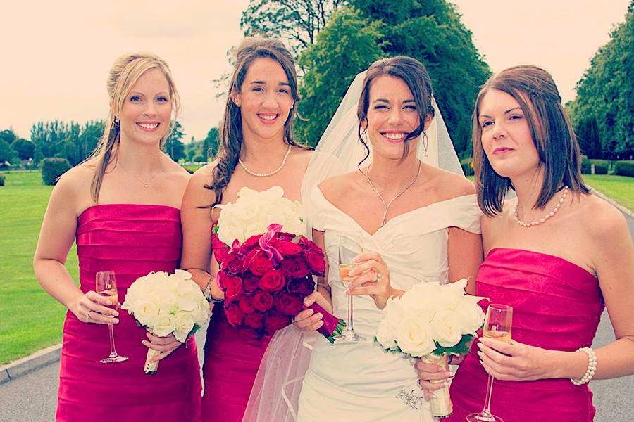 CHOOSING YOUR BRIDESMAIDS