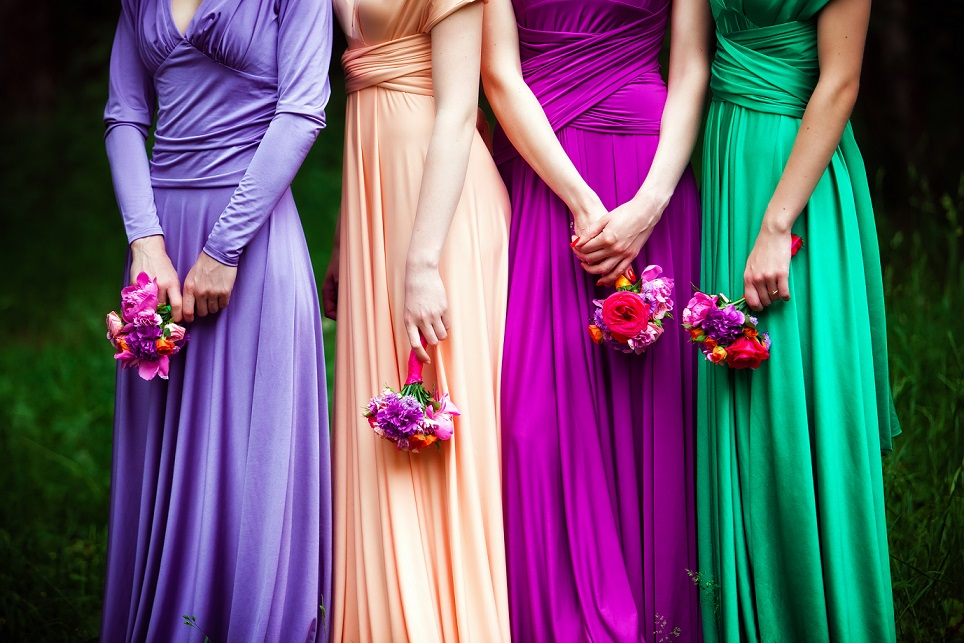 A Simple Guide to Choosing the Perfect Bridesmaid Dresses