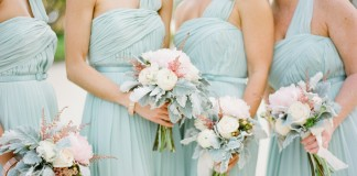 bridesmaid_pale_blue_light_dress_one_shoulder_chiffon_draped_pastel_0