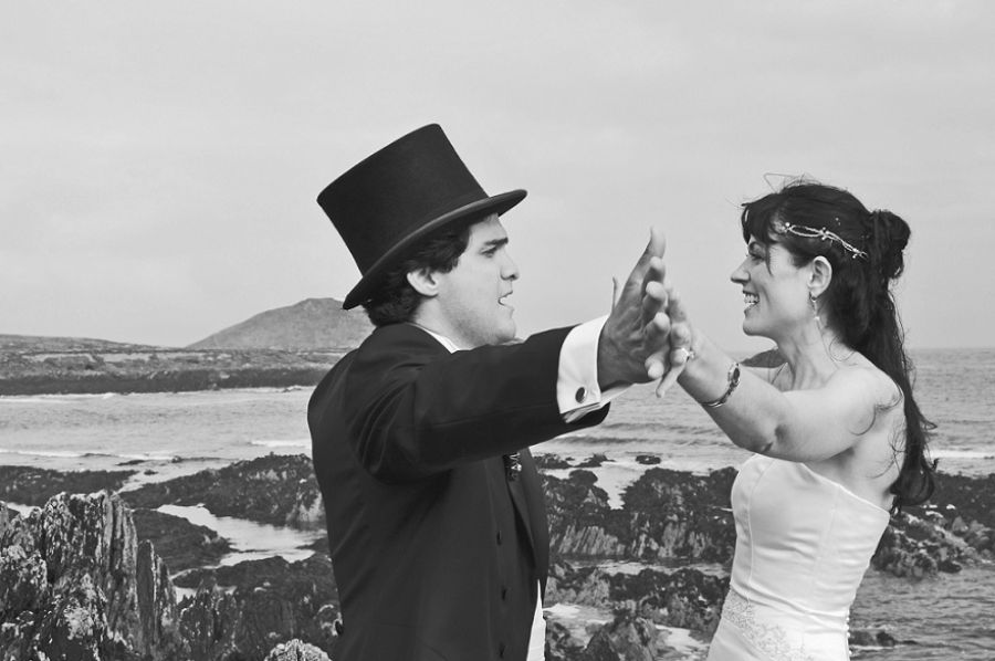 Alisia & Richard Wedding at Ballymaloe House