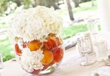 peach-wedding-theme-centrepiece