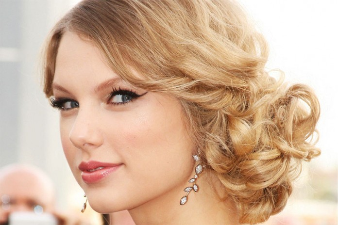 wavy-bridal-updos-wedding-hairstyles-taylor-swift