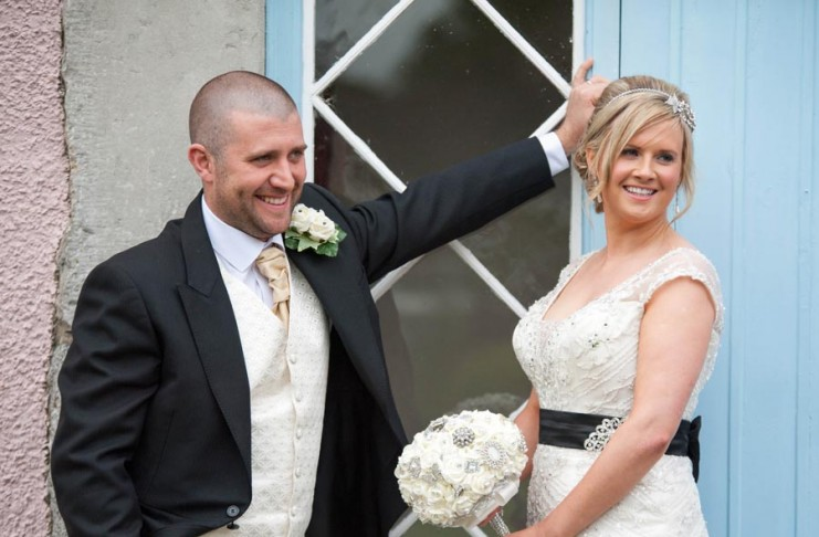Bronagh and Stephen Wedding