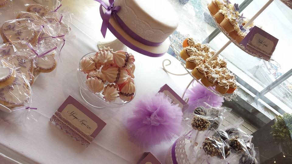 purple-dessert-table