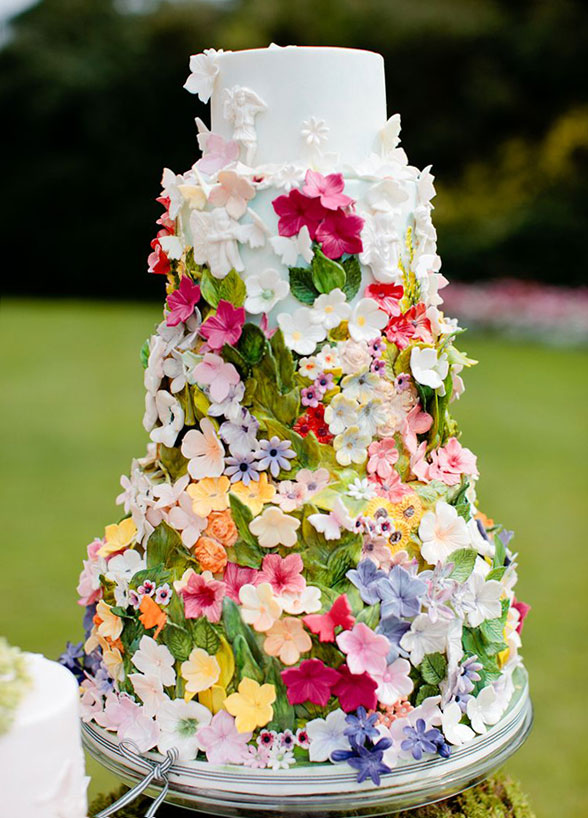summer themed wedding cakes how to avoid wedding cake disasters voltaire weddings 20593