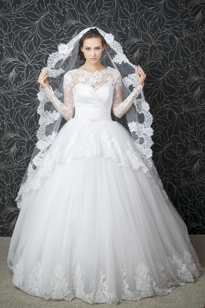 6 Factors to Consider When Choosing Your Bridal Veil
