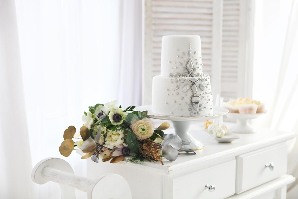Choosing your wedding cake