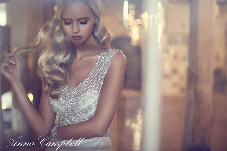 Anna Campbell Wedding Dresses, Forever Entwined Collection