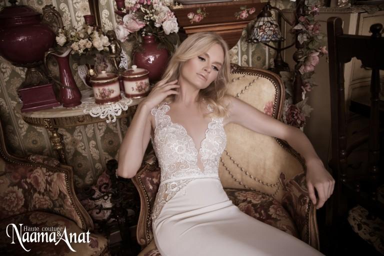 Naama & Anat Fall/Winter 2016 Wedding Dresses- Spiritual Design Bridal Collection