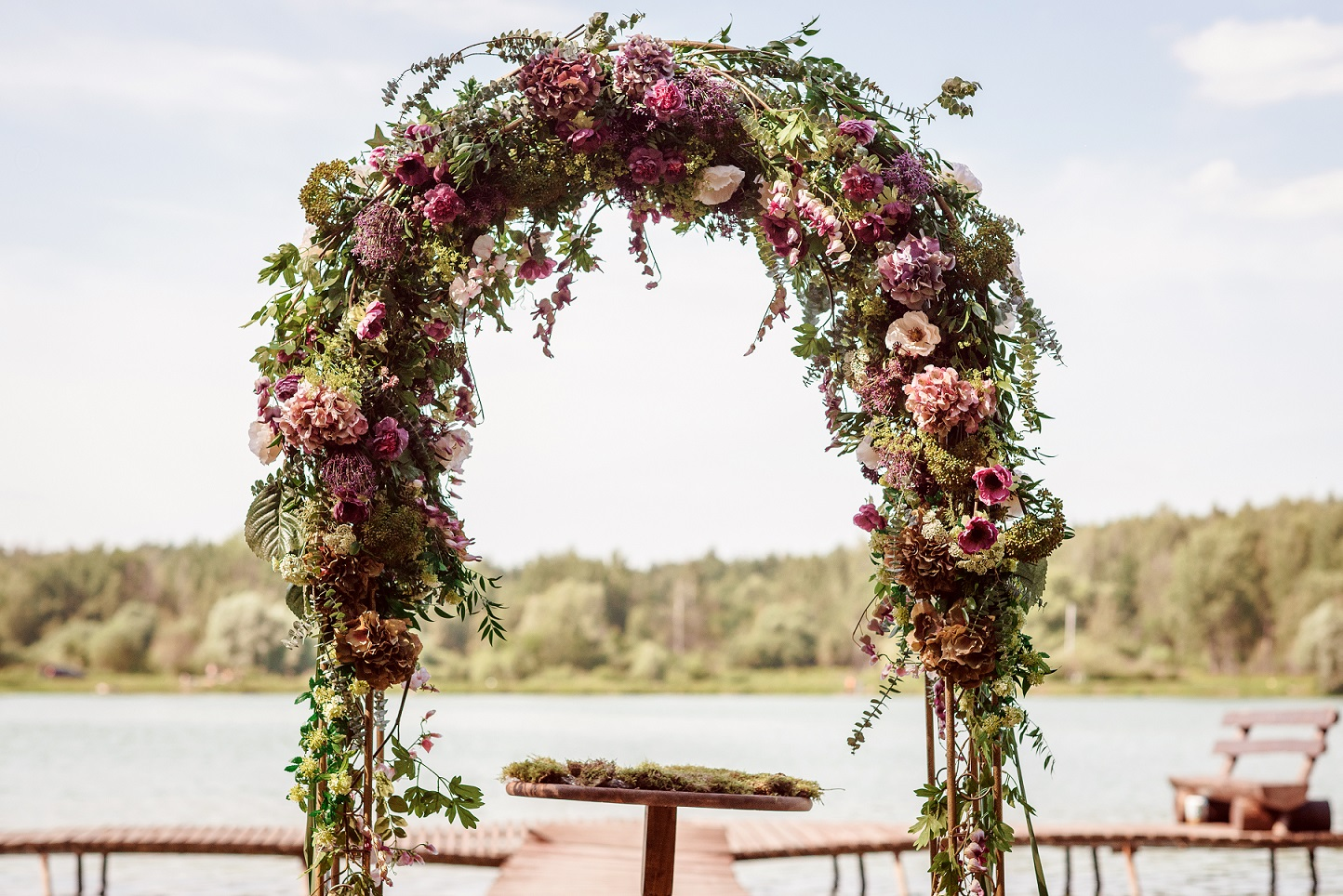 flowers for wedding arch wedding arches inspiration voltaire weddings 4269