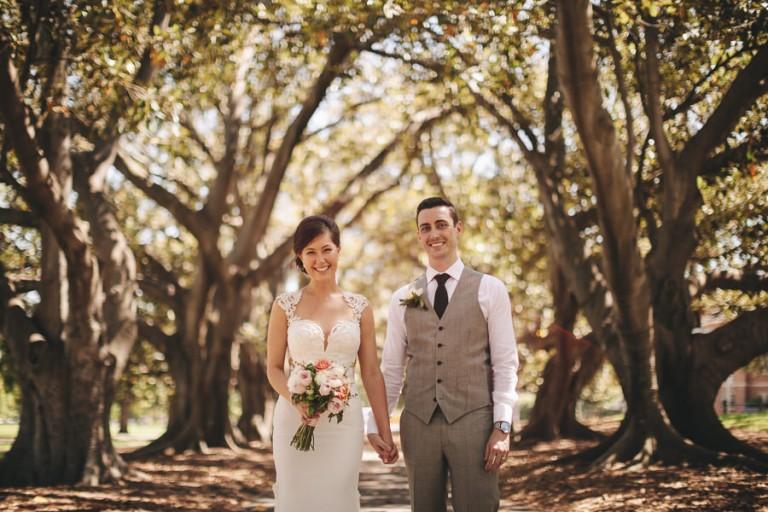 Kristi & David wedding by Darin Collison