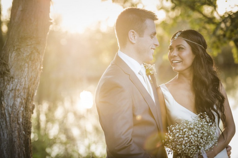 Jeena and Clint wedding by Morris Images