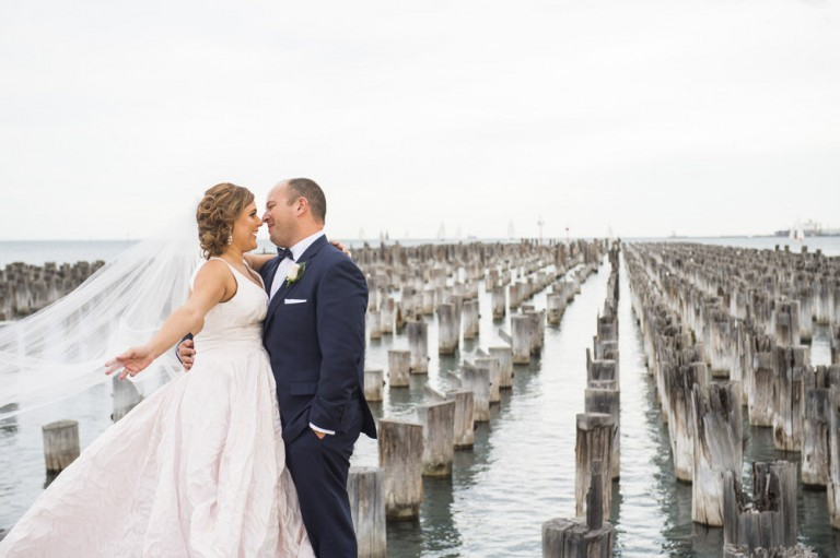 Laura & Johnny wedding by Icon Photography Melbourne