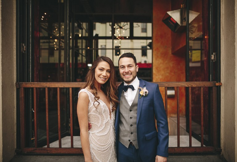 Adriana and Andrew wedding by Darin Collison