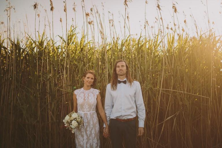 Jessica and Patrick wedding by Darin Collison