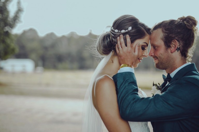 Vanessa & Chris Wedding by T One Image